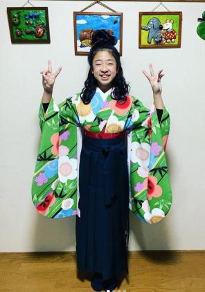卒業式 袴 着付け 京都