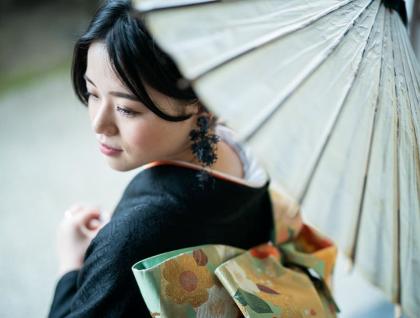 二十歳 前撮り 京都ロケ 2020年 着付け 和装ヘアセット