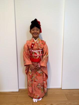 七五三 着付け 京都