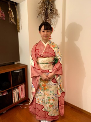 京都 成人式 2020年 振袖 着付け