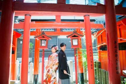 神社 和装婚 和式